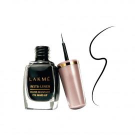 Lakme Insta Eye Liner, Black, 9ml <small>(Shipping Per: MK60.00)</small>