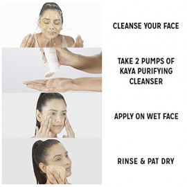 Kaya Clinic Acne Free Purifying Cleanser, 100ml <small>(Shipping Per: MK73.75)</small>
