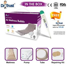 Dr Trust Air Mattress Anti Decubitus Air Pump and Bubble Mattress (Grey) <small>(Shipping Per: MK1,025.95)</small>