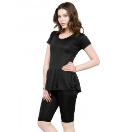 N-Gal Women's Polyester Frock Style Solid <small>(Shipping Per: MK948.75)</small>