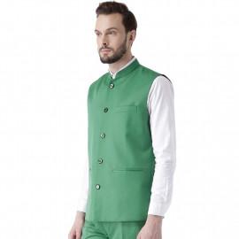 hangup ethnic wear nehru jacket <small>(Shipping Per: MK1,172.85)</small>