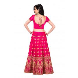 Suppar Sleave Women's Embroidered Taffeta <small>(Shipping Per: MK1,227.45)</small>