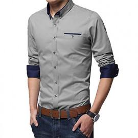 IndoPrimo Men's Cotton Casual Shirt for <small>(Shipping Per: MK62.30)</small>