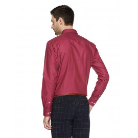 Raymond Men's Plain Slim Fit Formal Shirt <small>(Shipping Per: MK633.90)</small>