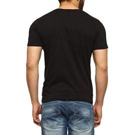Stardom Men's Half Sleeve V Neck Solid <small>(Shipping Per: MK78.10)</small>