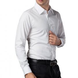 ZAKOD Full Sleeve Slim Fit Plain Formal <small>(Shipping Per: MK837.15)</small>