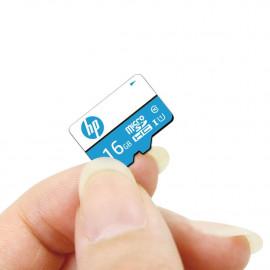 HP 16GB Class 10 MicroSD Memory Card (HP-MSDCWAU1-16GB) <small>(Shipping Per: MK90.00)</small>