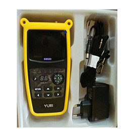 Yuri SM-999 Digital Satellite Finder with Inbuilt Battery <small>(Shipping Per: MK11,829.35)</small>