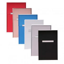 ELECTROPRIME Portable Aluminum Red Cigar Cigarette Box Storage Case for Women Men Gift <small>(Shipping Per: MK129.50)</small>