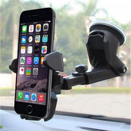 ELV carmount-Universal-blkIN Adjustable Car Phone Holder (Black) <small>(Shipping Per: MK127.25)</small>