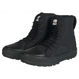 Unistar Men's Black Boots-7  <small>(Shipping Per: MK1,128.70)</small>
