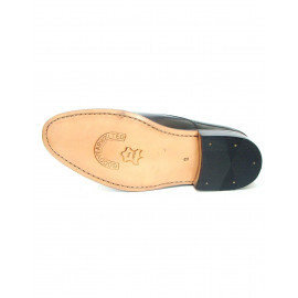 ASM Handmade Goodyear Welted Black Oxford <small>(Shipping Per: MK937.25)</small>