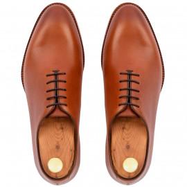 Costoso Italiano Tan Leather Formal <small>(Shipping Per: MK1,229.35)</small>