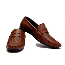VON HUETTE Formal Oxford Brogue Shoes  <small>(Shipping Per: MK1,073.90)</small>