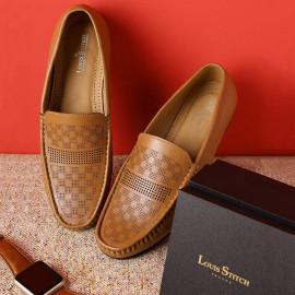 LOUIS STITCH Tortilla Brown  <small>(Shipping Per: MK2,284.45)</small>