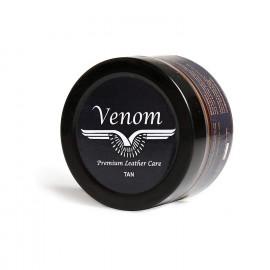 Venom High Gloss Leather Shoe Cream (Tan) - 50g <small>(Shipping Per: MK317.85)</small>