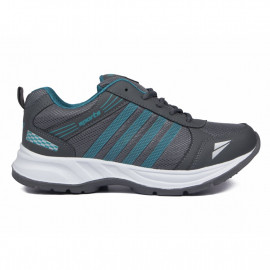 ASIAN Shoes Wonder-13 Grey Firozi Mesh Shoes <small>(Shipping Per: MK72.90)</small>