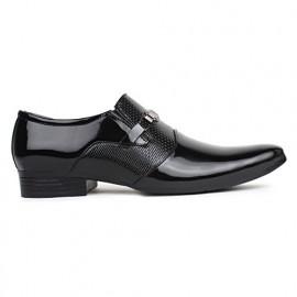 Buwch Men's Black Formal  <small>(Shipping Per: MK576.15)</small>