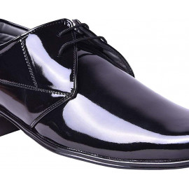 SECRET CLOSET Men's AS Black Shining <small>(Shipping Per: MK447.25)</small>