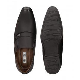 Fashion World Men's Black Synthetic <small>(Shipping Per: MK523.90)</small>
