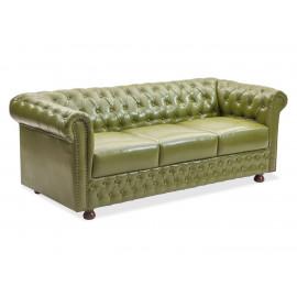 Durian Elton Three Seater Sofa (Avocado Green) <small>(Shipping Per: MK27,889.80)</small>