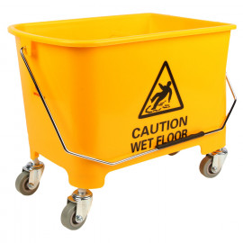 KLEENAL 20160012 Single Bucket Wringer Trolley 20 Liters K-118A <small>(Shipping Per: MK885.20)</small>