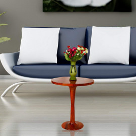 Santosha Decor Sheesham Wood Folding Table for Bedroom (Teak Finish) <small>(Shipping Per: MK5,206.65)</small>