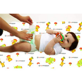 My Milestones Disposable Changing Mat - Pack of 12 <small>(Shipping Per: MK178.40)</small>