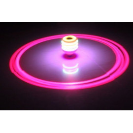 Smart Picks Battery Operated Laser Spinning Top with LED Light and Music (Colour May Vary) <small>(Shipping Per: MK773.40)</small>