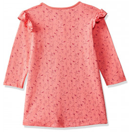 ALL ABOUT PINKS' Dress for Girls in Cotton <small>(Shipping Per: MK649.95)</small>