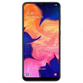 """Samsung Galaxy A10 SM-A105FDS 32GB, Dual Sim, 6.2"""" HD + Infinity-V Display, 2GB RAM, GSM Unlocked International Model, No Warranty (Blue) <small>(Shipping Per: MK8.37)</small>"""