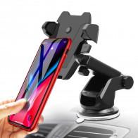 ELV carmount-Universal-blkIN Adjustable Car Phone Holder (Black)  <small>(Shipping Per: 5 %)</small>