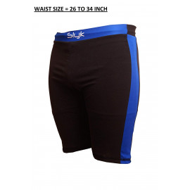 """SLYK Men Swimming Costume // Swimming Trunk // Swimming Jammer (Free Size - Waist 24 to 36"""") (Jammer)"""" <small>(Shipping Per: MK0.40)</small>"""