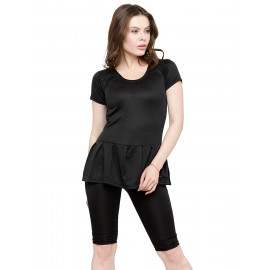 N-Gal Women's Polyester Frock Style Solid <small>(Shipping Per: MK0.40)</small>