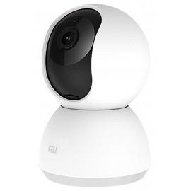 Mi MJSXJ02CM 360° 1080P WiFi Home Security Camera (White) <small>(Shipping Per: MK2.10)</small>