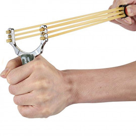 Outdoor Hunting Slingshot Catapult Game <small>(Shipping Per: MK0.75)</small>