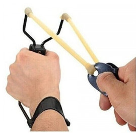 Futurekart Popular Powerful Catapult Slingshot Outdoor Hunting Tool Accessories <small>(Shipping Per: MK0.45)</small>