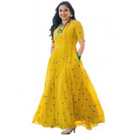Asha Print Women's Rayon Embroidered <small>(Shipping Per: MK0.50)</small>